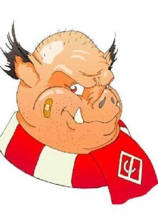 свинья )))