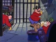 в тюрьме