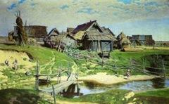 поленов деревня