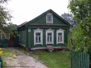 деревенский дом